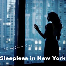 Sleepless in New York by David Luong