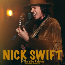Nick Swift & The Vibe Raiders (Live) by Nick Swift