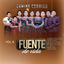 Camina Conmigo, vol. 8 by Fuente de Vida