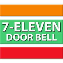 7-Eleven Door Bell by Chime Sound from Asia