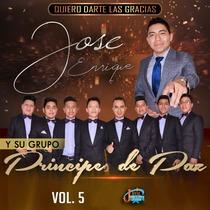 Quiero Darte las Gracias, vol. 5 by Jose Enrique morales