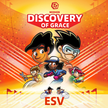 T&T Mission: Discovery of Grace (ESV) by Awana