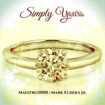 Simply Yours (feat. Mark Echols Jr.) by Maestro3000