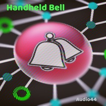 Handheld Bell Ring by Audio44