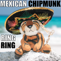 Mexican Chipmunk Ring Ring by Ese La Bamba Funny Ringtones & Alerts