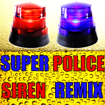 Super Police Siren Remix by Loud Alarm Ring Tone Alert