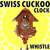 Swiss Cuckoo Clock Whistle by Super Duper Ring & Text Tones