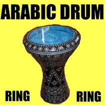 Arabic Drum Ring Ring by Arabic Lebanese Tones