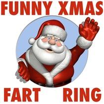 Funny Xmas Fart Ring by Alternative Xmas Songs