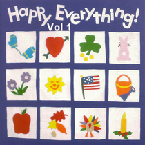 Happy Everything, Vol. 1 by Dr. Jean Feldman