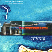 Santiago and Islands in The Gulf Stream by Casey Winn