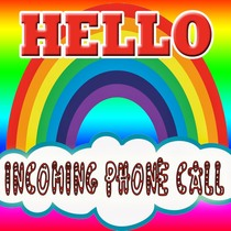 Hello Incoming Phone Call by Camp David