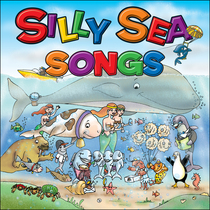 Silly Sea Songs by DB Harris & Melissa Hooker