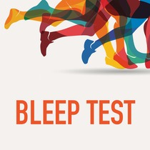 Bleep Test: 15m and 20m Beep Test by Adam Howard