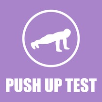 Push Up Beep Test (Instructions and Complete Press Up Bleep Test) by Adam Howard