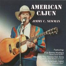 American Cajun by Jimmy C. Newman