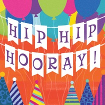 Hip Hip Hooray! by Orange Kids Music
