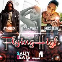 Flying High (feat. Ay-Rock, Taz Zavala & Roc$tedy) by SaltyBeats
