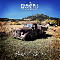 Back to the Country by The Piedmont Brothers Band