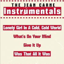 The Jeane Carne Instrumentals by Jean Carne & Dexter Wansel