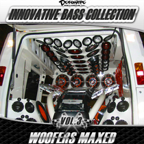 Woofers Maxed, Vol. 3 by Innovative Bass Collection