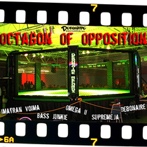 Octagon Of Opposition by Debonaire Allstars