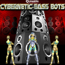 Cybernetic Bass Bots by Debonaire Allstars