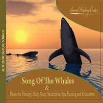 Song of the Whales: Authentic Nature Sounds (Music for Therapy, Deep Sleep, Meditation, Spa, Healing & Relaxation) by Sound Healing Center