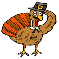 Turkey Gobble Thanksgiving Ringtone - Text Alert - Email Alert - Twitter Alert by Turkey Gobble