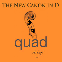 The New Canon in D by Quad Strings