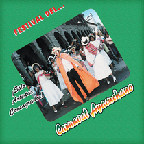Festival Del Carnaval Ayacuchano Vol. 1 by Various Artists
