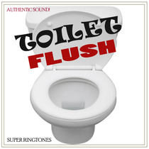 Toilet Flush (Authentic Sound) by Super Ringtones