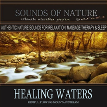 Healing Waters - Restful, Flowing Mountain Stream (Nature Sounds) by Relaxing Sounds of Nature