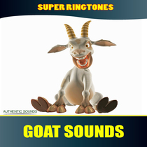 Goat Sounds (Farm Animals, Nature Sounds) by Super Ringtones