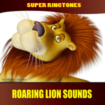 Roaring Lion Sounds (Nature Sounds) by Super Ringtones
