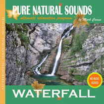 Waterfall (Nature Sounds, White Noise) by Mark Cosmo