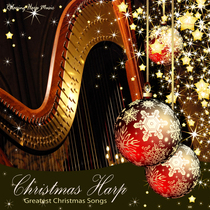 Christmas Harp - Greatest Christmas Songs by Relaxing Harp Music