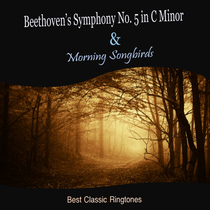 Beethoven's Symphony No. 5 in C Minor & Morning Songbirds by Best Classic Ringtones