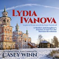 Lydia Ivanova by Casey Winn