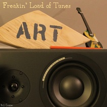 Freakin' Load of Tunes by Bill Crozier