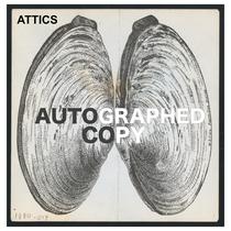 Autographed Copy by Attics