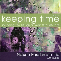 Keeping Time, volume 1 by Nelson Boschman