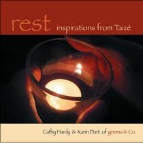 Rest, Inspirations from Taize by Gemma & Co.