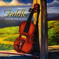 Fiddle by Calvin Vollrath