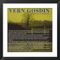 There Is a Season by Vern Gosdin