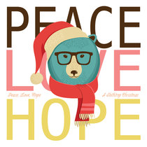 Peace, Love, Hope: A Slothtrop Christmas by Various Artists