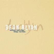 Lessons (and other things learned) by Deon Blyan