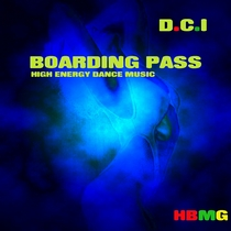 Boarding Pass by D.C.I