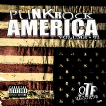 Punk Rock America Vol. 01 by OTF Records