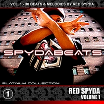 Spydabeats Vol. 1 by Red Spyda